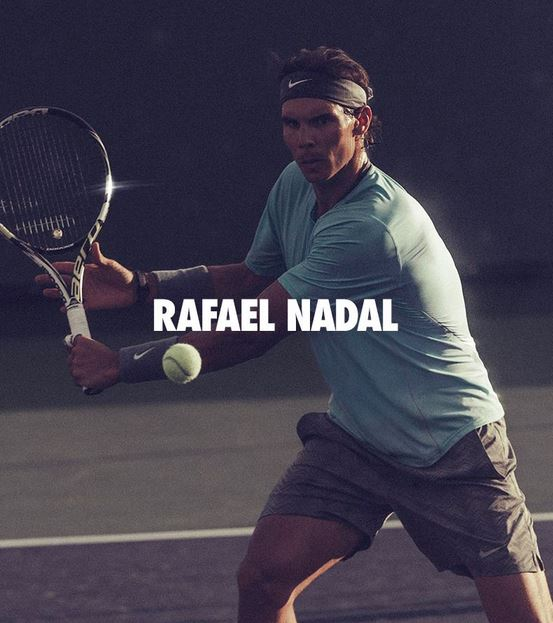 Rafael Nadal French Open 2015 Outfit