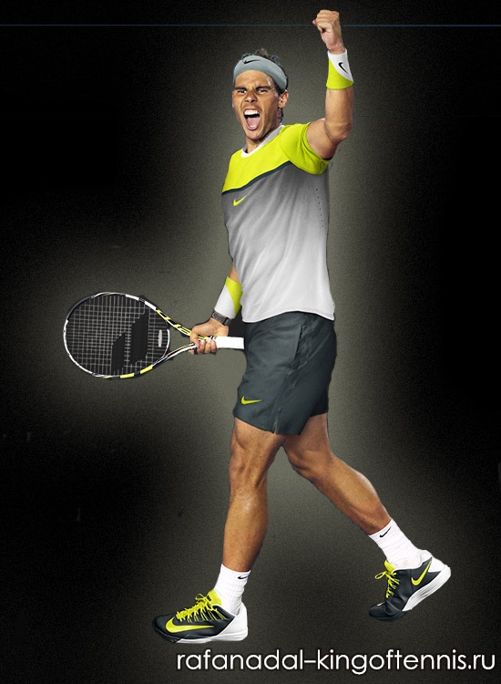 Rafael Nadal S Nike Outfit For Indian Wells And Miami 2015 3 Fevralya 2015 Rafa Nadal King Of Tennis